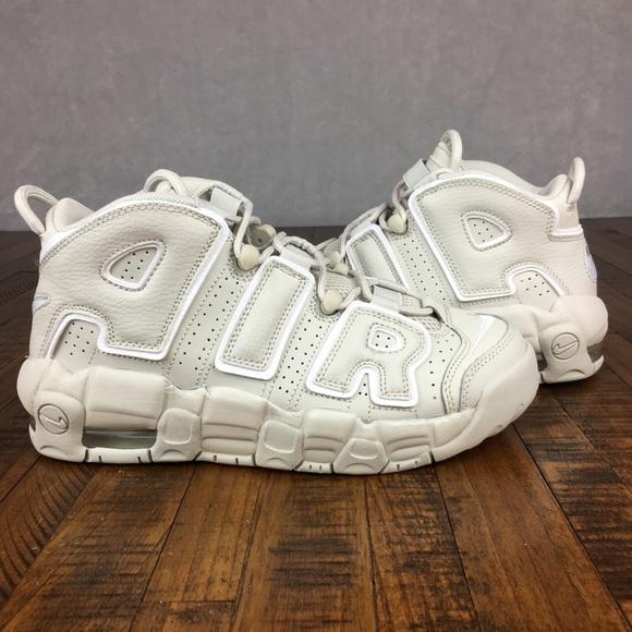 e385e33079a NEW NIKE Air More Uptempo GS Shoes Kids or Womens.  M 5a7e38ae3800c5679d6fd206